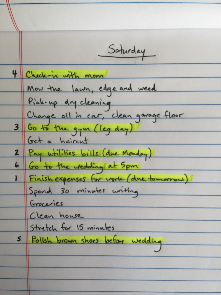 Get the Most Out of Your To Do List