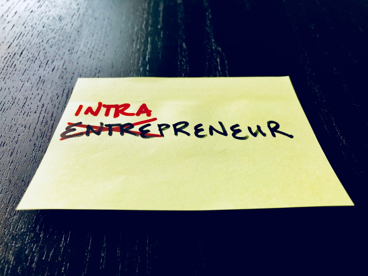 The Intrapreneur Within